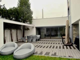 Tarasy-drewniane- Dorota Maciejewska 庭院