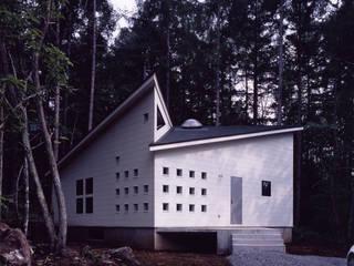 蓼科カンタービラ: 加藤將己/株・将建築設計事務所が手掛けた家です。