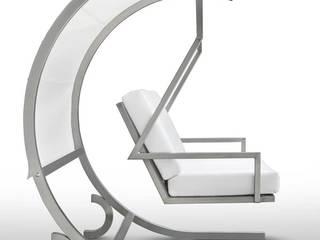 Cagis Garden Furniture Iron/Steel Grey