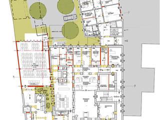 BH Mistelbach: modern  von Angst Architektur ZT GmbH,Modern