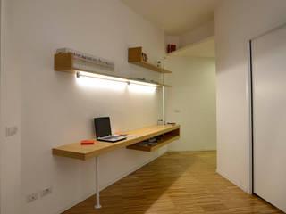studio di architettura Comes Del Galloが手掛けた書斎
