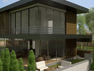 Houses by FARGO DESIGNS,