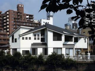 下目黒の家: 加藤將己/株・将建築設計事務所が手掛けた家です。