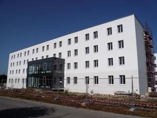Schülerheim St. Pölten Moderne Häuser von Angst Architektur ZT GmbH Modern