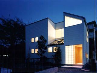 王禅寺の家: 加藤將己/株・将建築設計事務所が手掛けた家です。