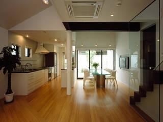 西落合の家: 加藤將己/株・将建築設計事務所が手掛けたです。