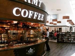 AMT Coffee, Great Britain:  Bars & clubs by SoFarSoNear