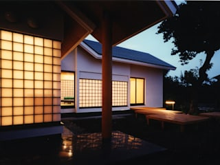 Moderne Häuser von 加藤將己/将建築設計事務所 Modern