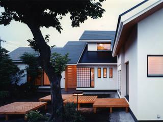 Modern Houses by 加藤將己/将建築設計事務所 Modern