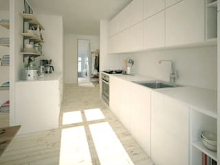 minimalistic Kitchen by DECLASE