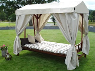 Melby Day Bed Garden Furniture Scotland ltd Garden Furniture