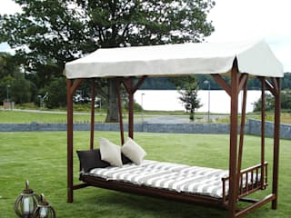 Melby Day Bed Garden Furniture Scotland ltd СадМеблі