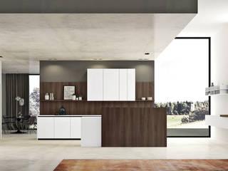 Cozinhas modernas por Nova Cucina Moderno