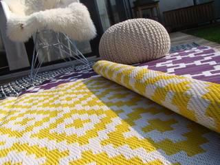 Outdoor-Teppiche - Die Alleskönner unter den Teppichen von RUGit Store Ausgefallen