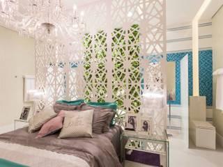 Dormitorios modernos: Ideas, imágenes y decoración de Patrícia Hagobian Interiores Moderno