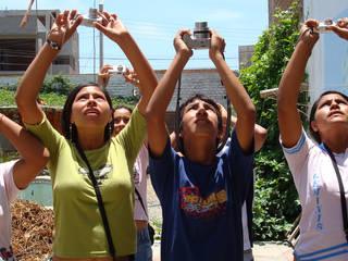FairMail tieners in actie:   door FairMail