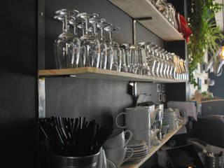 Le Comptoir Du Cheveu Locaux commerciaux & Magasin industriels par Alcyone Design Industriel