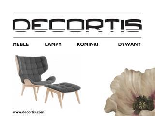 Wizytówka od DECORTIS.COM Skandynawski