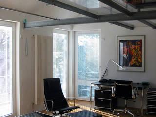 Modern Living Room by Matthias Bruder, Architekt Modern