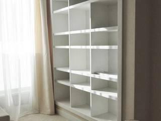 Bielany - apartament od Projektowanie Wnętrz Suspenzo