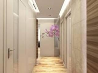 Apartament Ząbki od Projektowanie Wnętrz Suspenzo