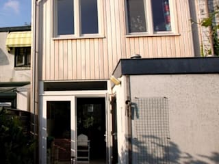 Uitbreiding woonhuis Ouderkerk aan den Amstel: modern  door PIER architecten, Modern