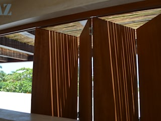 Alberto Zavala Arquitectos Modern Windows and Doors