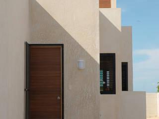 Casas modernas por Alberto Zavala Arquitectos Moderno