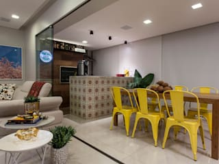Spinola+Carvalho Arquitetura Modern terrace