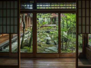近江の庭 クラシカルな 庭 の 株式会社近江庭園 クラシック