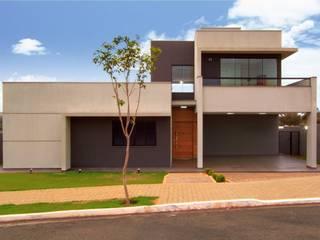 PROJETO RESIDENCIAL: Casas  por Dani Santos Arquitetura