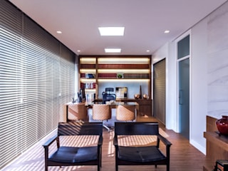 Dani Santos Arquitetura Study/office