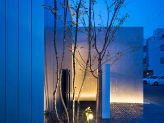 Jardines de estilo moderno de GREENSPACE Moderno