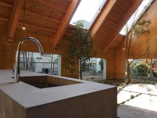 安城の庭 GREENSPACE モダンな庭