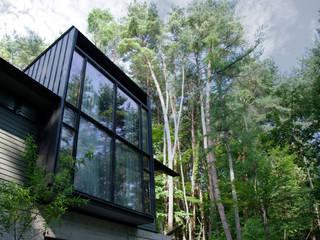 K-HOUSE 北欧風 家 の 3*D空間創考舎一級建築士事務所 北欧