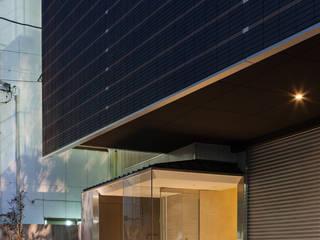 S-HOUSE モダンな 家 の 3*D空間創考舎一級建築士事務所 モダン