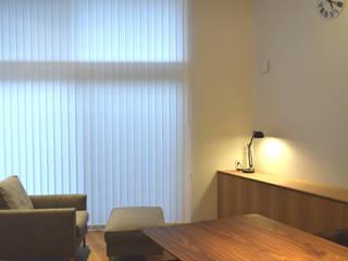 リビング: FURUKAWA DESIGN OFFICEが手掛けたリビングです。,