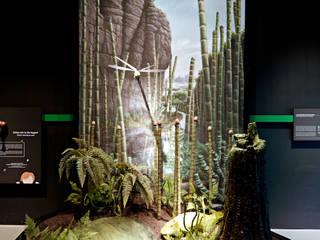 Themenkabinett Devon/ Karbon:  Museen von Objekt-Gestaltung