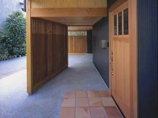 Scandinavian style houses by 有限会社 起廣プラン 一級建築士事務所 Scandinavian