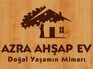 Jardins campestres por AZRA AHŞAP EVLER Campestre