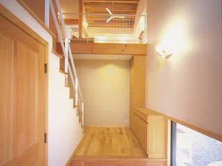 御園の家(s邸新築工事) モダンな 壁&床 の 有限会社 起廣プラン 一級建築士事務所 モダン