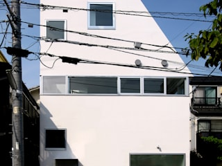 House at Komazawa アトリエハコ建築設計事務所/atelier HAKO architects