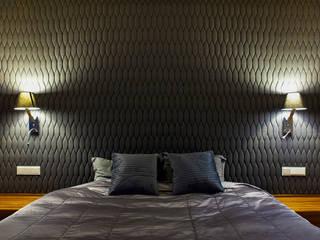 tomasz czajkowski pracownia Camera da letto moderna
