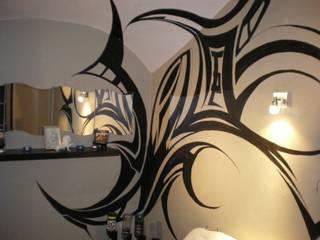 Fresques murales:  de style  par Tony PORTA DESIGER D'ESPACES
