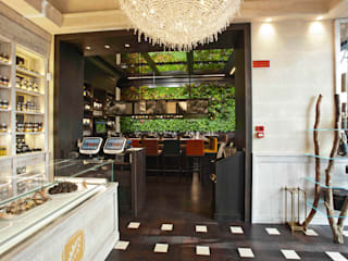 Sundar Italia per Tartufi&Friends Milano Negozi & Locali commerciali moderni di Sundar Italia Moderno