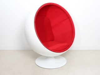 "Fauteuil ""Ball"" - Eero AARNIO :  de style  par DESIGN MARKET"