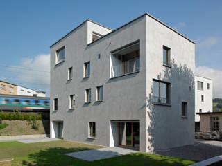 Mehrfamilienhaus Mühegasse, Baar:  Häuser von Eggenspieler Röösli Architekten AG