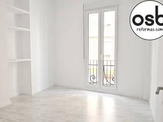 Modern living room by osb arquitectos Modern