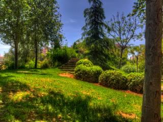 Moderner Garten von BERNARDINO ARQUITECTOS, SLP Modern