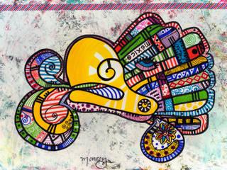 Obra de arte de Bianca Monroy Moderno